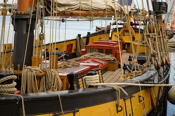 La Bretagne Bateaux # Le Petit Bois Saint Malo